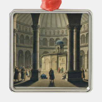 The Holy Sepulchre, pub. by William Watts, 1806 (e Metal Ornament