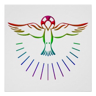 The Holy Spirit / Holy Ghost Posters