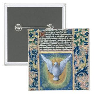 The Holy Spirit Pinback Button