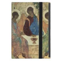 The Holy Trinity, 1420s (tempera on panel) Cover For iPad Mini
