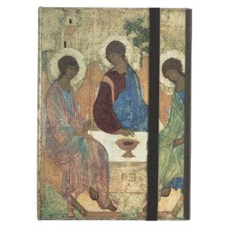 The Holy Trinity, 1420s (tempera on panel) iPad Air Cover
