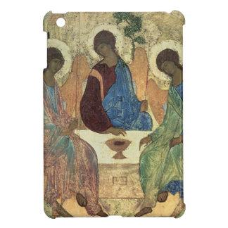 The Holy Trinity, 1420s (tempera on panel) iPad Mini Cover