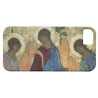 The Holy Trinity, 1420s (tempera on panel) iPhone SE/5/5s Case