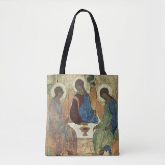 The Holy Trinity, 1420s Tote Bag