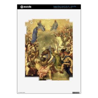 The Holy Trinity, 1553/54 (oil on canvas) iPad 3 Skin