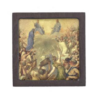 The Holy Trinity, 1553/54 (oil on canvas) Keepsake Box