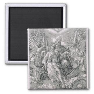 The Holy Trinity, pub. 1511 Magnets