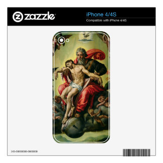 The Holy Trinity Skin For The iPhone 4