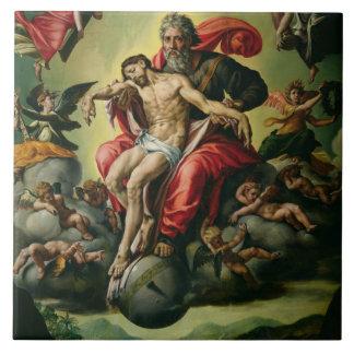 The Holy Trinity Tile
