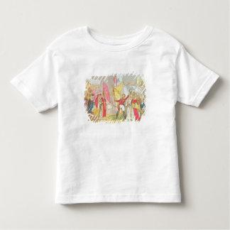 The Holy War - A Vision, satirical cartoon Toddler T-shirt