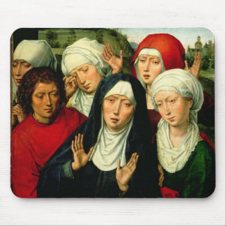 The Holy Women, right hand panel Mouse Pad