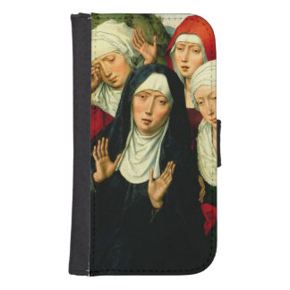 The Holy Women, right hand panel Phone Wallet
