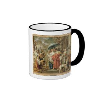 The Homage of Caliph Harun Al-Rashid to Charlemagn Coffee Mug