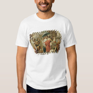 The Homage of Caliph Harun Al-Rashid to Charlemagn T-shirt
