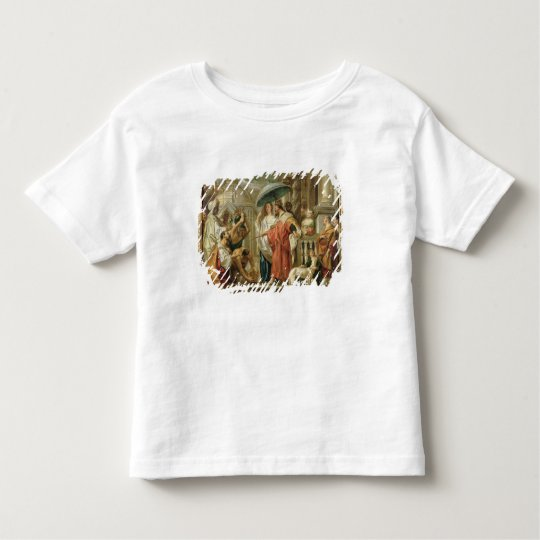 The Homage of Caliph Harun Al-Rashid to Charlemagn Toddler T-shirt