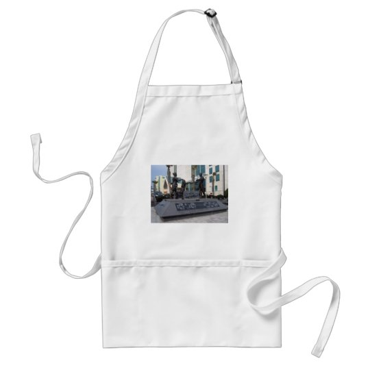 The Homecoming Adult Apron
