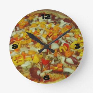 The Homemade Pizza Clock