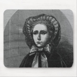 The Hon. Mrs Yelverton, 1861 Mouse Pad