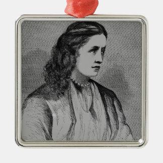 The Hon. Mrs Yelverton Metal Ornament