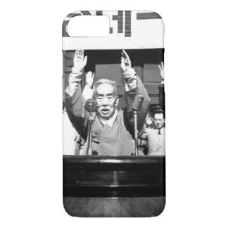 The Hon. S.Y. Lee, Vice President_War Image iPhone 8/7 Case