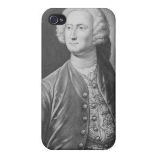 The Honble James Annesley Esq Cover For iPhone 4