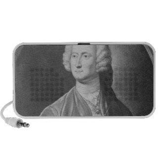 The Honble James Annesley Esq iPod Speaker