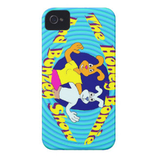 The Honey Bonnie and Bunzey Show iPhone 4  cover