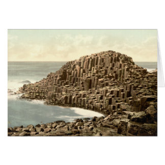 The Honeycombs, Giant's Causeway, County Antrim Card