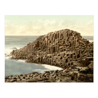 The Honeycombs, Giant's Causeway, County Antrim Postcard