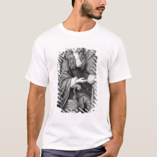 The Honorable Robert Boyle engraved by B. Baron T-Shirt
