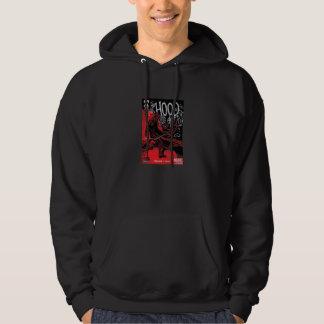 The Hood Black Sweatshirt