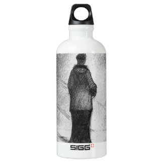 The hood by Georges Seurat SIGG Traveler 0.6L Water Bottle