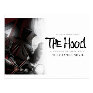 The Hood Post Card