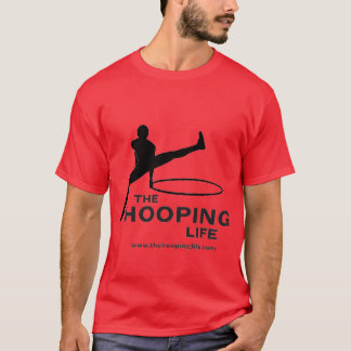 The Hooping Life T-shirt Basic for Men - Jeffrey