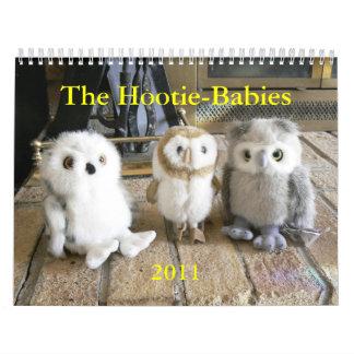 The Hootie-Babies '11 Calendar