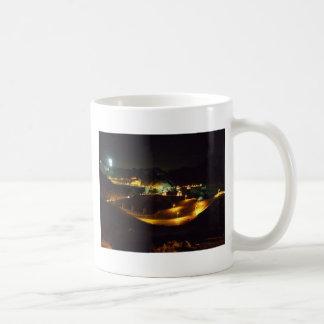 The Hoover Dam by night Coffee Mug
