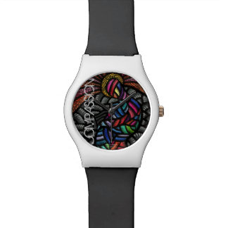 The Hope Collection: Time/Peace Wristwatch