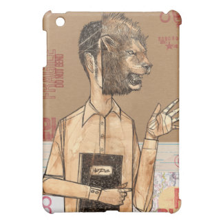 THE HOPE LION IPAD CASE