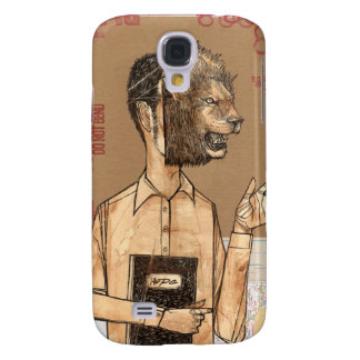 THE HOPE LION IPHONE CASE GALAXY S4 CASE