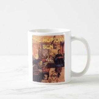 The Hopium Ben Classic White Coffee Mug