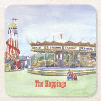 The Hoppings Coasters