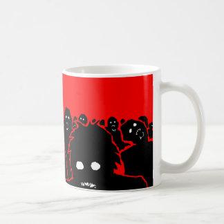 """The Horde"" Zombie Coffee Mug"