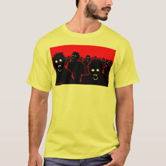 """""""The Horde"""" Zombie Shirt"""