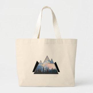 The Horizon Large Tote Bag