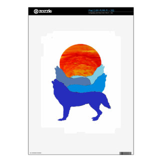 THE HORIZONS DECAL FOR iPad 2