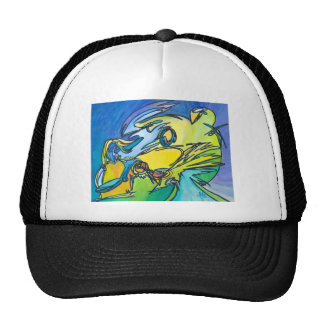 The Horn - Music Themed Series Trucker Hat