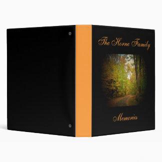 The Horne Family, Memories-Photo Album Binder