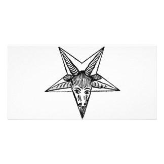 The Horned God Card