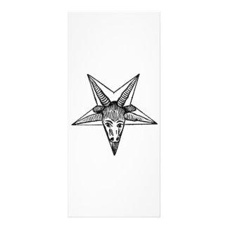 The Horned God Customized Rack Card