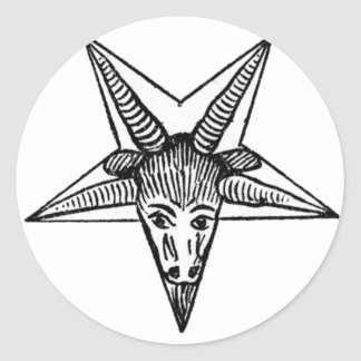 The Horned God Stickers